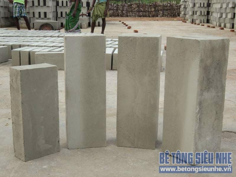 Bê tông tạo bọt là gì và công nghệ sản xuất bê tông tạo bọt - 03