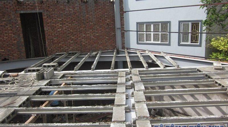 Có nên sử dụng bê tông siêu nhẹ để cải tạo, sửa nhà phố?