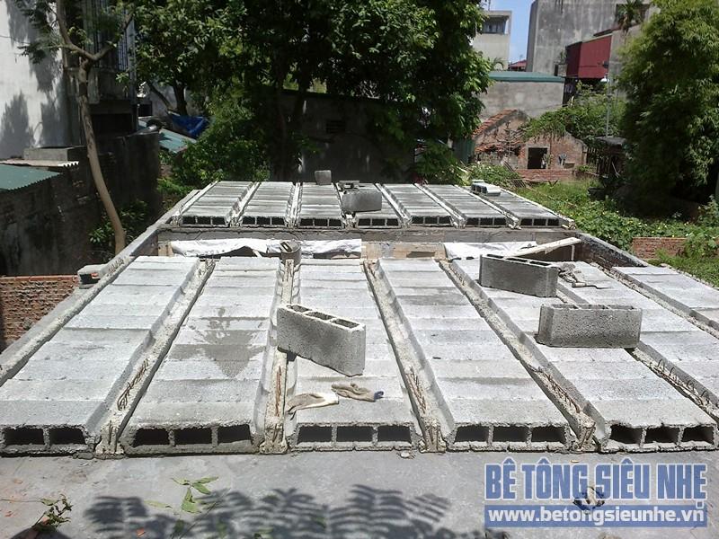 Bê tông siêu nhẹ loại vật liệu đặc biệt phù hợp để cải tạo, sửa nhà phố - 01