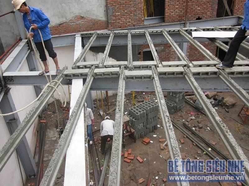 Bê tông siêu nhẹ loại vật liệu đặc biệt phù hợp để cải tạo, sửa nhà phố - 02