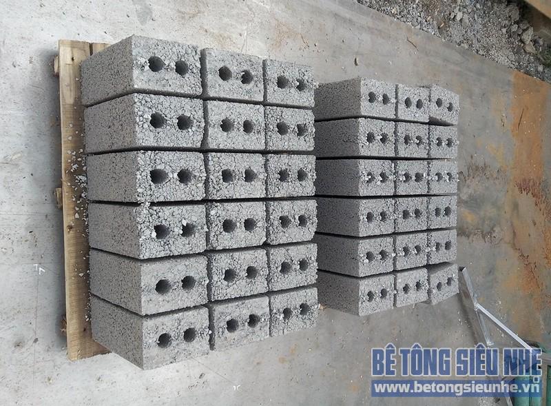 Định nghĩa, phân loại cụ thể về gạch không nung - 02