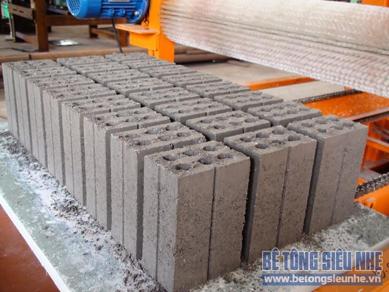 Định nghĩa, phân loại cụ thể về gạch không nung - 01