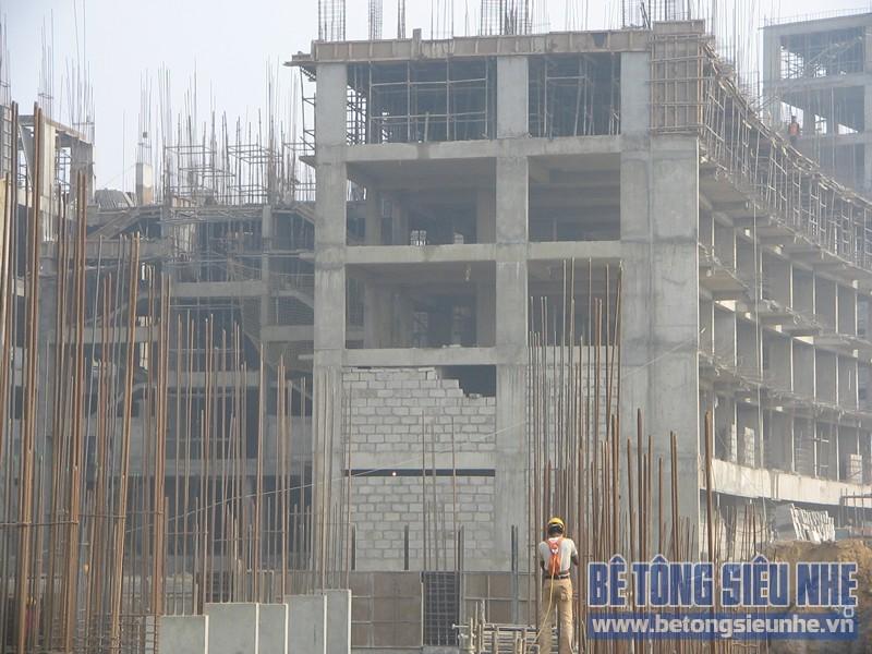 Những công trình xây dựng nên sử dụng bê tông tạo bọt - 01