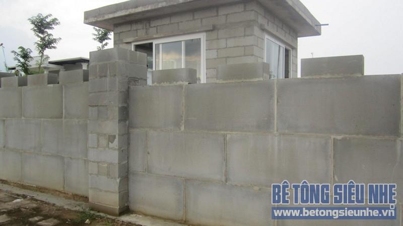 Những công trình xây dựng nên sử dụng bê tông tạo bọt - 02