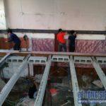 Sàn bê tông nhẹ – Giải pháp tuyệt vời cho việc thi công cải tạo nhà chung cư cũ