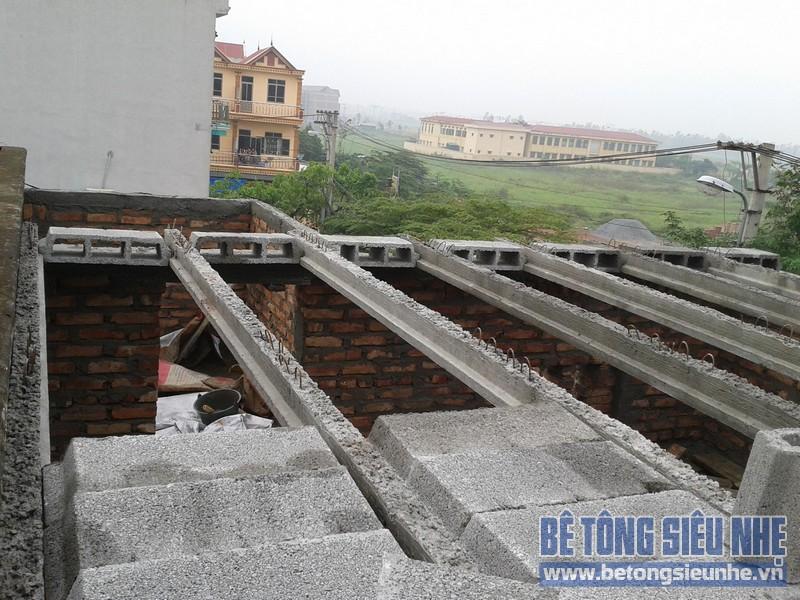 Sử dụng bê tông siêu nhẹ để làm trần giúp giảm chi phí xây dựng