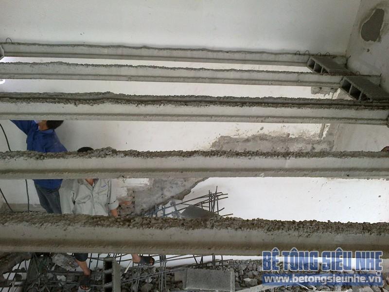Giới thiệu chi tiết sàn bê tông siêu nhẹ Vinaconex Xuân Mai - 02