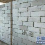 Hướng dẫn cách thi công gạch bê tông nhẹ khi xây nhà
