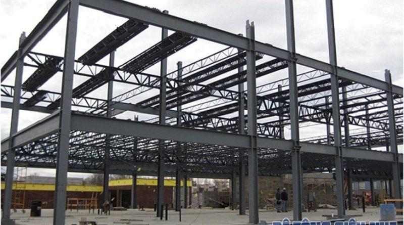 Tiết kiệm chi phí xây dựng nhờ kết hợp nhà khung thép và sàn panel