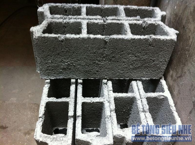Bê tông siêu nhẹ - loại bê tông duy nhất có thể nổi trên mặt nước - 01