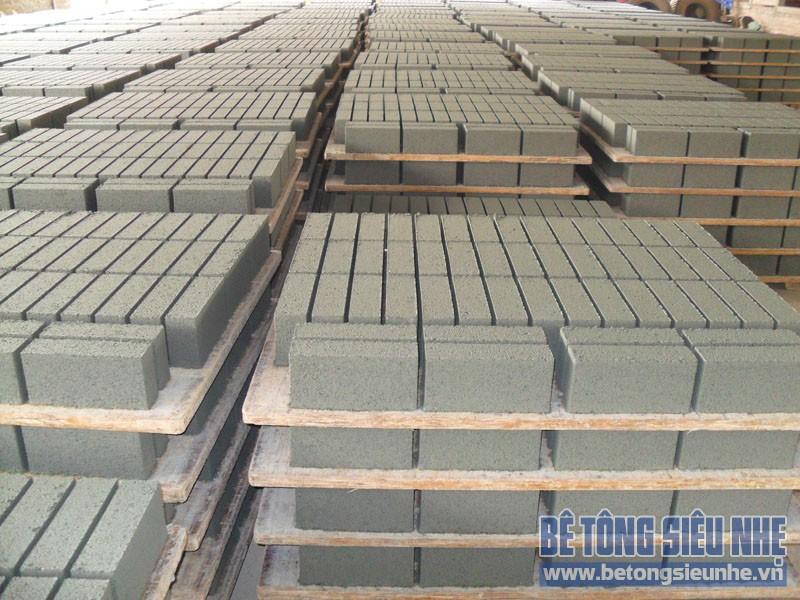 5 tính năng ưu Việt của gạch không nung siêu nhẹ