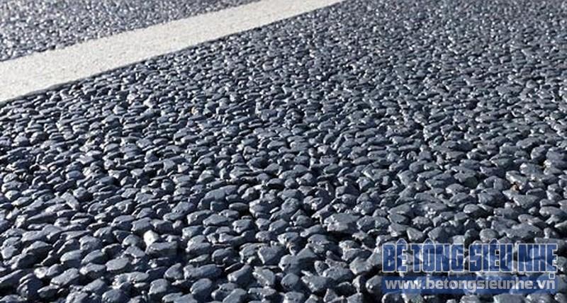 Bê tông chịu nước - giải pháp chống ngập úng hiệu quả cho đường phố