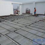 Các lưu ý khi sửa nhà, nâng tầng bằng sàn bê tông siêu nhẹ