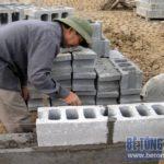 Hướng dẫn thi công gạch bê tông nhẹ