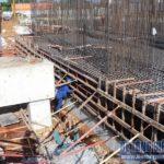 Quy trình thi công nhà cao tầng bằng bê tông cốt thép