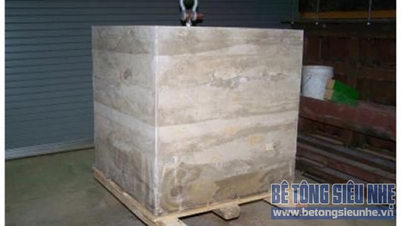 Tìm hiểu về bê tông Polymer