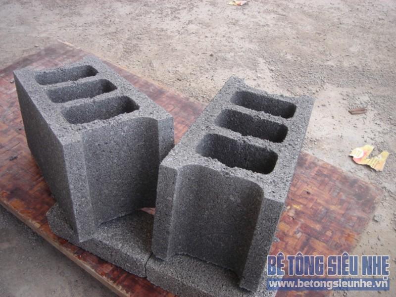 Tìm hiểu về gạch không nung xi măng cốt liệu