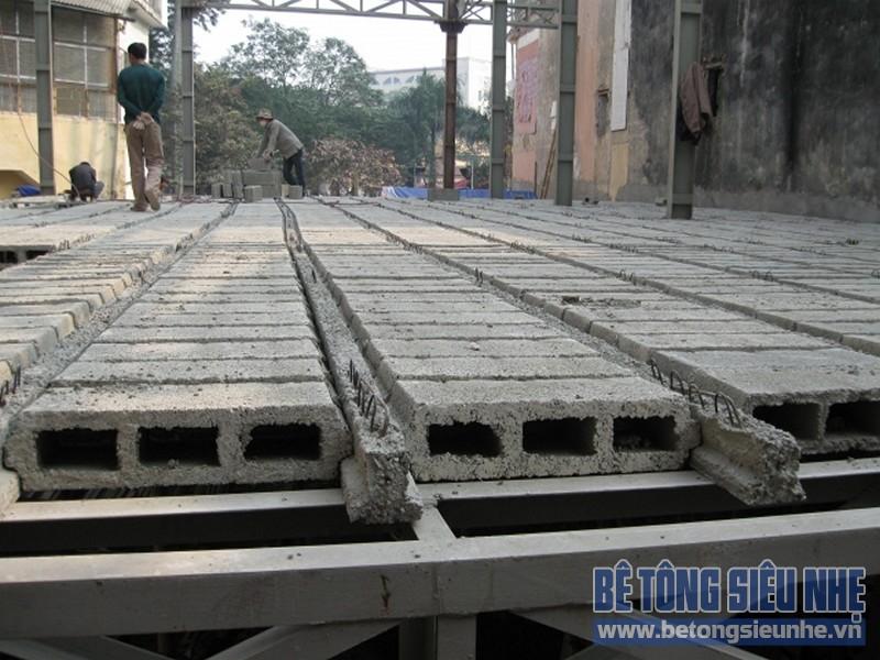 Vì sao bê tông nhẹ được coi là cách mạng trong xây dựng?
