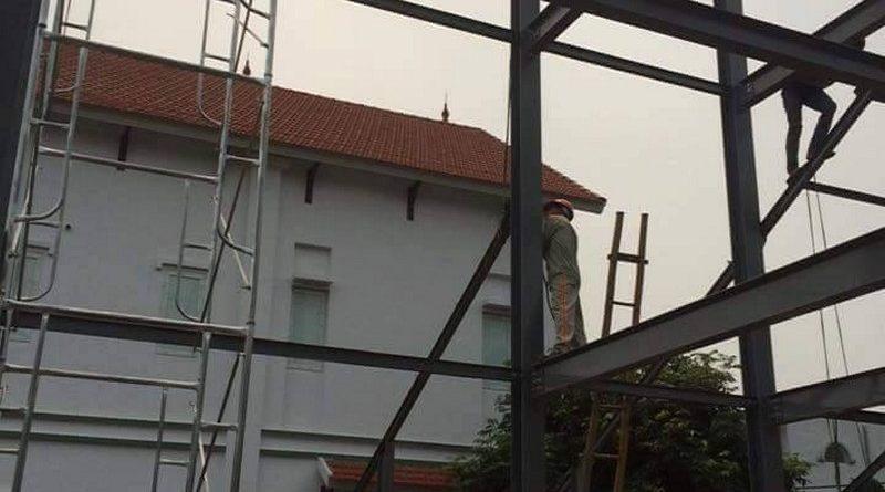 5 lưu ý quan trọng khi làm nhà phố bằng kết cấu nhà khung thép