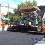 Cách khắc phục những sự cố mặt đường bằng bê tông nhựa nóng