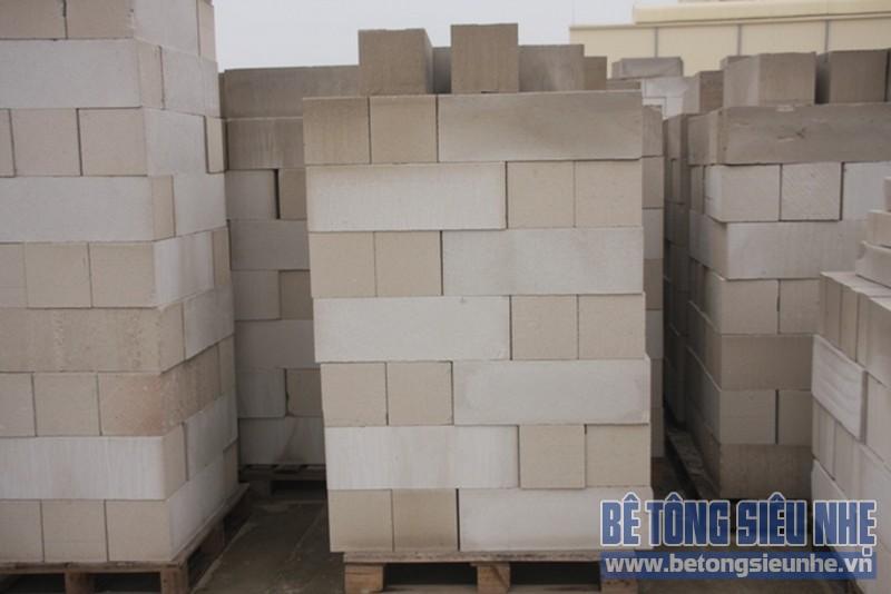 Gạch bê tông cốt liệu và những điều cần biết