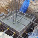 Thiết kế móng cọc bê tông cốt thép trong các công trình xây dựng