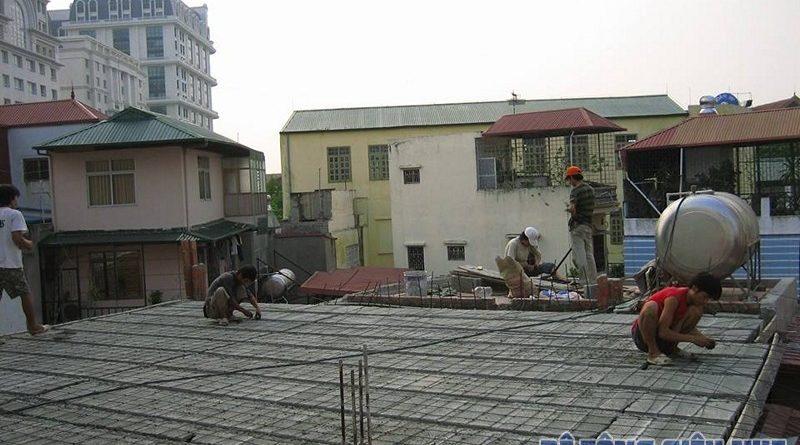 Báo giá sàn bê tông siêu nhẹ - Sàn Panel làm trọn gói theo m2