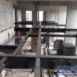 Cải tạo ngăn tầng nhà xưởng bằng sàn bê tông siêu nhẹ, công trình tại Vĩnh Phúc