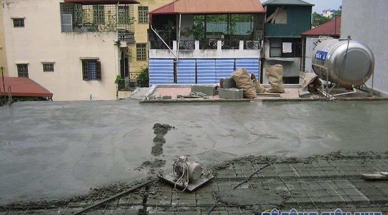 Bê tông nhẹ dùng để tôn nền sàn âm là giải pháp tuyệt vời