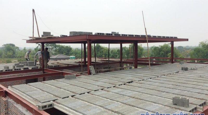 Cần tìm đơn vị thi công sàn bê tông siêu nhẹ tốt nhất Hà Nội