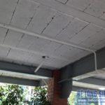 Hoàn thiện thi công sàn panel quán cafe Julius phường Trung Liệt, quận Đống Đa