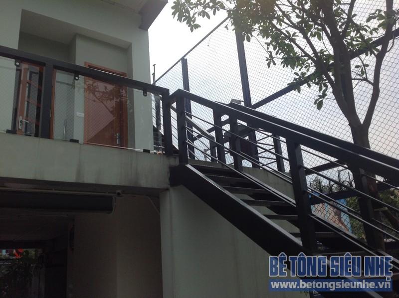 Hoàn thiện thi công quán cafe Julius phường Trung Liệt, quận Đống Đa