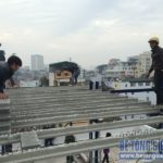 Cải tạo hạng mục nhà ở dân dụng bằng khung thép tiền chế tại Lê Đại Hành, Hai Bà Trưng
