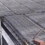 Ngăn tầng bằng sàn bê tông siêu nhẹ nhà chú Trung ở Yên Thường, Yên Viên, Gia Lâm