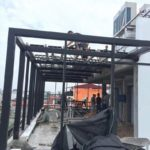 Có nên xây nhà phố bằng thép tiền chế và đổ trần bằng bê tông nhẹ?