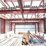 Tìm hiểu quy trình thi công, các bước cơ bản lắp dựng nhà khung thép