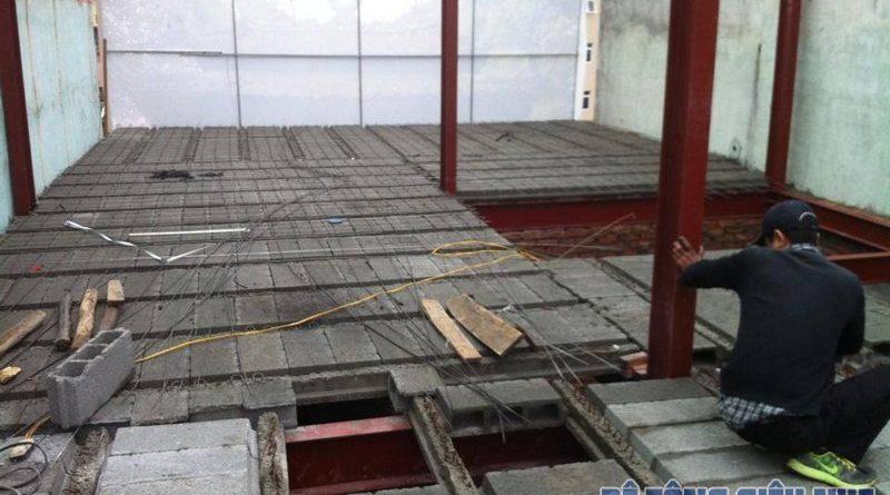 So sánh ưu - nhược điểm sàn bê tông nhẹ lắp ghép và bê tông liền khối