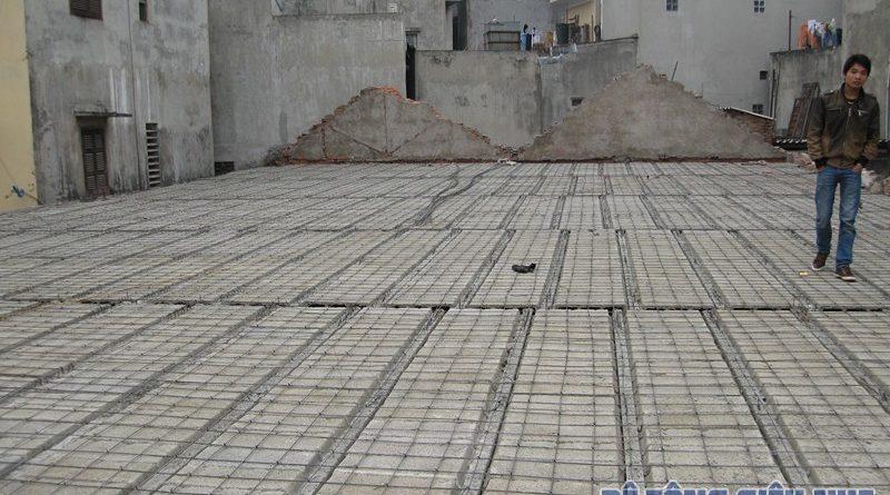 Xây nhà bằng bê tông siêu nhẹ giúp giảm tối đa chi phí