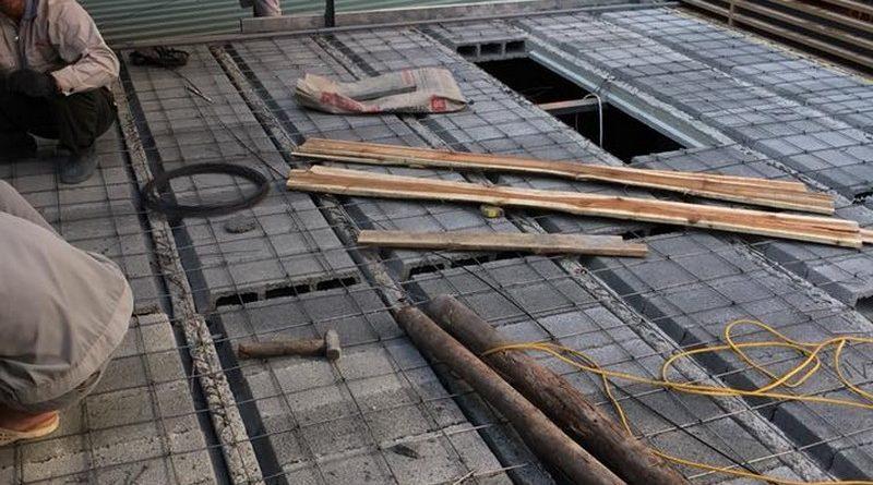 Thi công sàn bê tông siêu nhẹ cực nhanh chóng tiết kiệm thời gian và chi phí