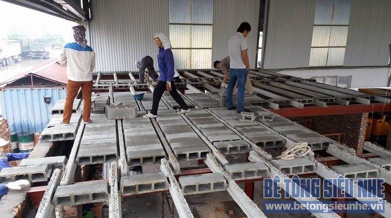 Nên sử dụng bê tông siêu nhẹ ở tất cả các công trình xây dựng