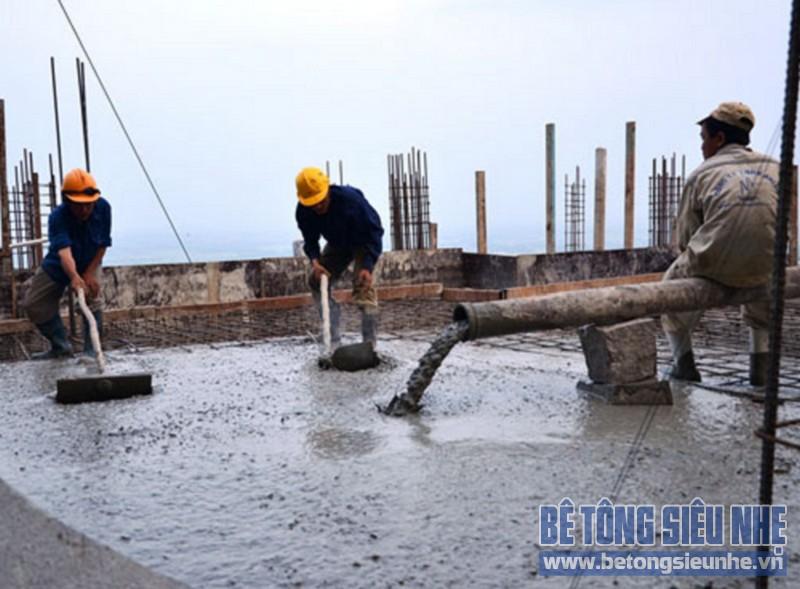 Với quy trình sản suất tiêu chuẩn và hệ thống kiểm soát đảm bảo chất lượng cho bê tông tươi