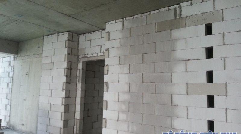 các sản phẩm gạch bê tông nhẹ (gạch bê tông khí chưng áp) luôn được sử dụng ở nhiều vùng thường xảy ra động đất như Nhật Bản.
