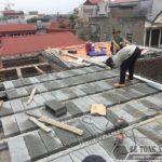 Nâng tầng bằng vật liệu nhẹ – bê tông siêu nhẹ nhà anh Chiến, Từ Liêm, Hà Nội