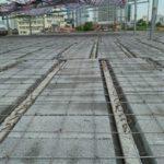 Thi công sàn bê tông nhẹ cho nhà xưởng tại Đông Anh, Hà Nội