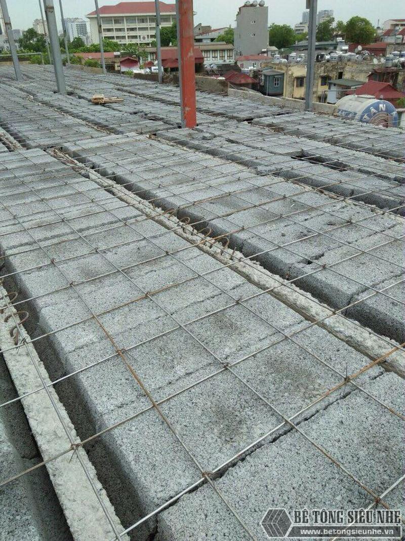Thi công sàn bê tông nhẹ cho nhà xưởng tại Đông Anh, Hà Nội - 07