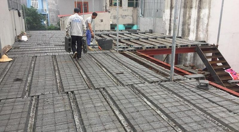 Tìm hiểu kết cấu bê tông lắp ghép. Đổ trần bằng bê tông nhẹ có nên???