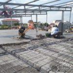 Sức chịu tải, độ bền sàn bê tông nhẹ có bằng sàn bê tông cốt thép?
