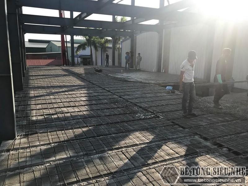 Hoàn thiện sàn bê tông nhẹ nhà anh Hoàn, Thanh Trì, Hà Nội - 03