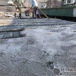 Làm sàn bê tông nhẹ cải tạo nhà cấp 4 thành nhà trần tại Từ Liêm, Hà Nội