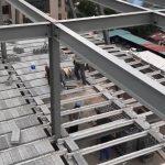 Xây nhà khung thép tiền chế và sàn bê tông siêu nhẹ cần biết những gì